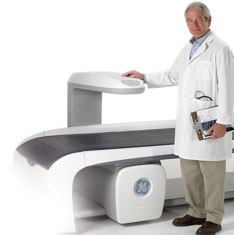 3. 腰椎摆位及扫描