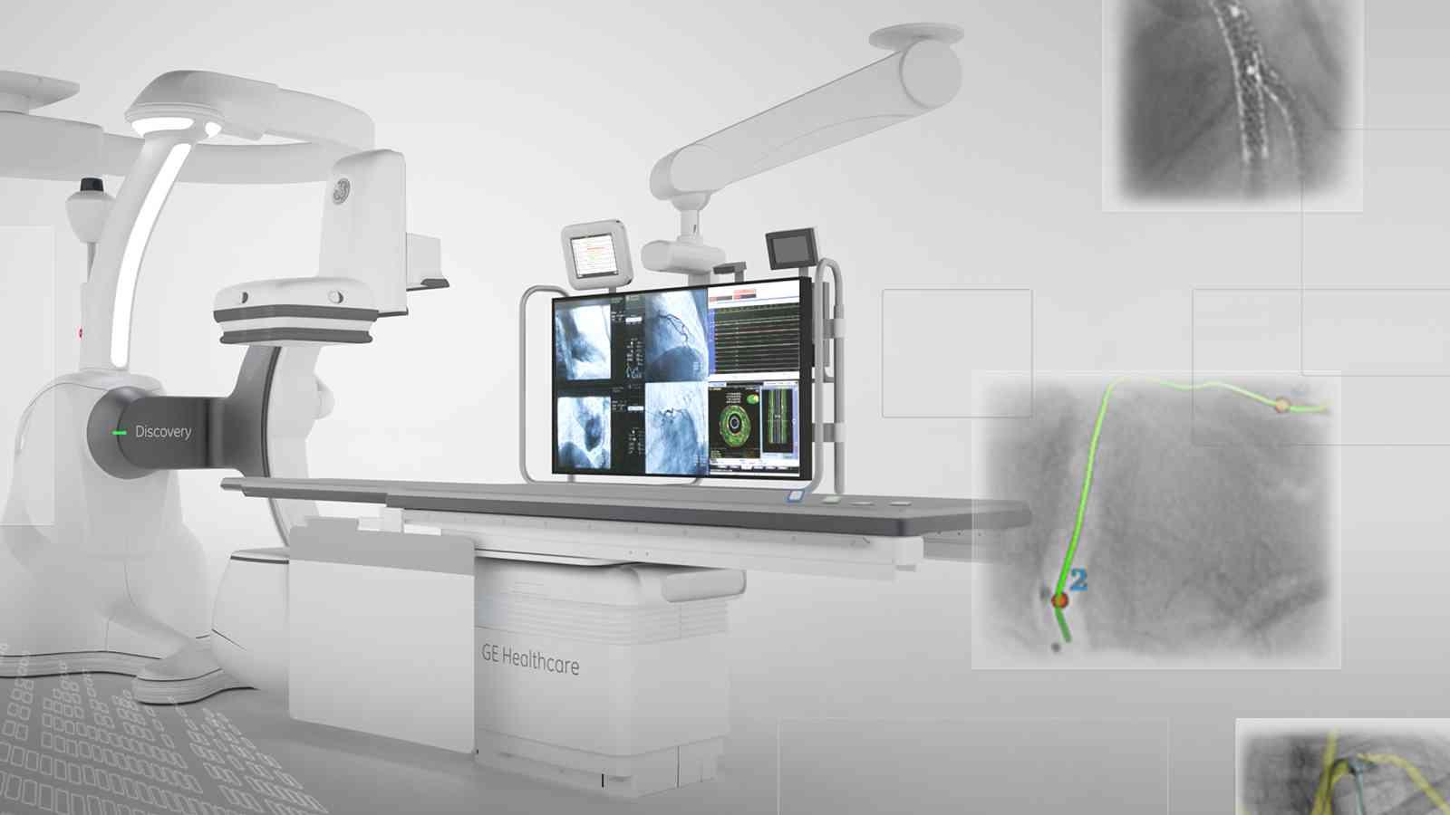 GE OEC9900操作应用(4)| 心脏介入