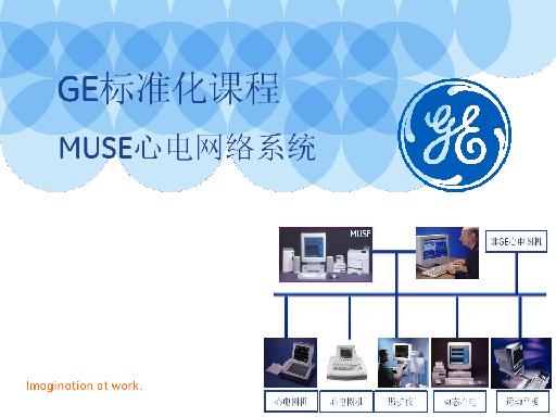 MUSE心电网络信息系统应用